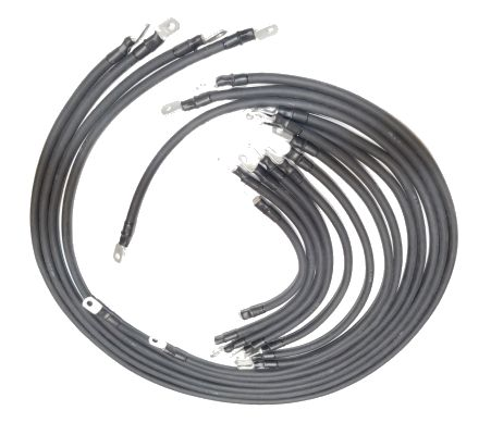 EL44-742 - Power Cable Assy, Heavy Duty 4 ga.