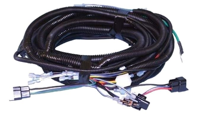 EL22-301 - Wiring Harness, with lights
