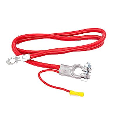 EL99-862 - Battery Cable, 6 gauge, 32""