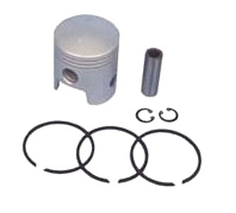 EN11-100 - Piston Assembly, Three Rings (STD)
