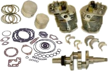 engine kits vintage golf cart parts inc rh vintagegolfcartparts com Cushman OMC 18 HP Motor Cushman OMC 18 HP Motor