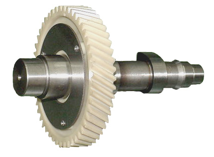 EN44-093 - Camshaft with Gear