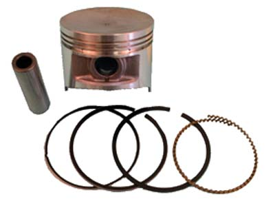EN44-310 - Piston & Ring Assembly, +.25mm
