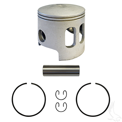 EN99-140 - Piston Assembly +1.00mm, NLA
