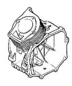 EN99-180 - Engine Crankcase