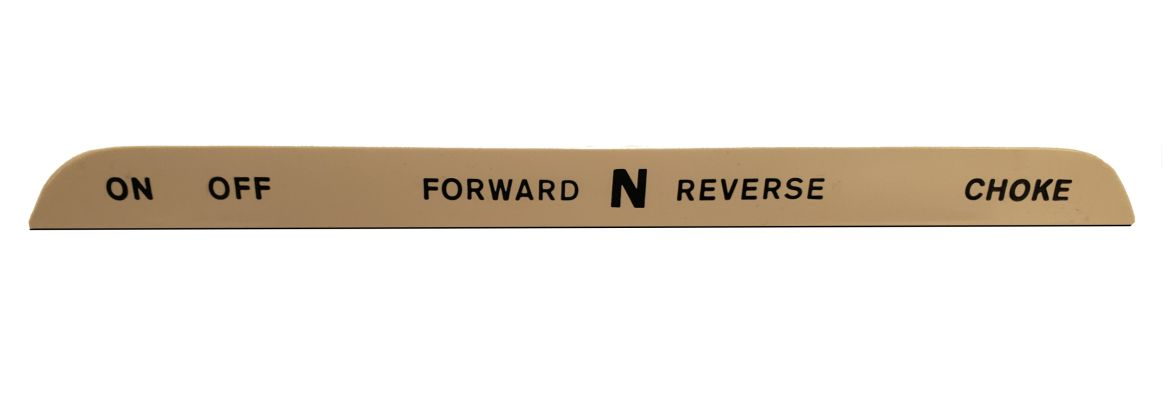 FR22-093 - Forward & Reverse Indicator