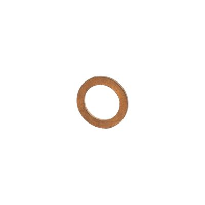 FU11-244 - Copper Gasket, Main Orifice Plug, Tillotson