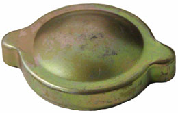 FU11-513 - Steel Gas Cap