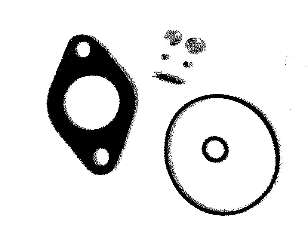 FU33-130 - Carburetor Kit