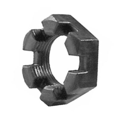 "HW45-021 - 1""-14 Thin Castle Nut"