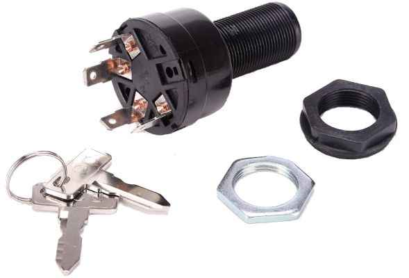 IG44-090 - Ignition Switch with Keys