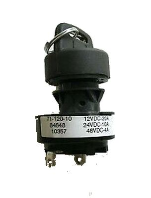 IG88-200 - Sealed Key Switch