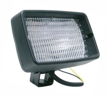 LT11-432 - Rectangular Headlight, 36 Volts