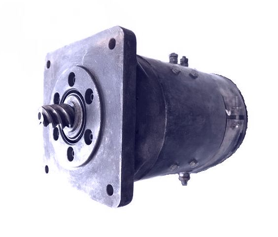 MT11-240R - Rebuilt Spiral Tapered Shaft Motor