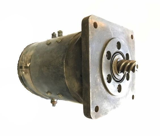 MT11-240U - Spiral Tapered Shaft Motor