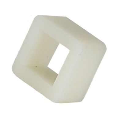 "MT11-160 - Square Insulating Bushing, .227"" thick"