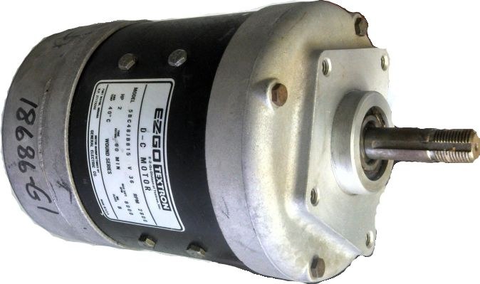 MT22-080 - 3/4'' Shaft Motor