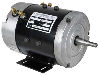 MT33-020 - Taper Shaft Motor