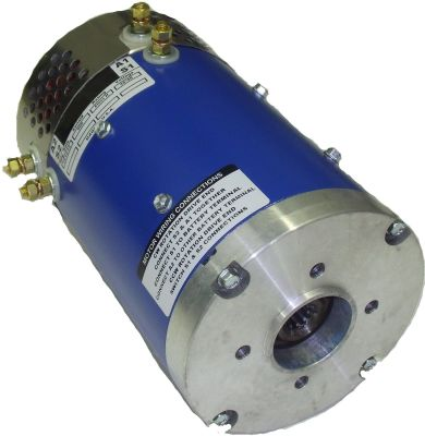 MT33-060 - 10 Spline Industrial Motor