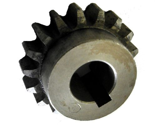 "MT55-200 - Motor Sprocket, 17 Tooth, 3/4"" bore"