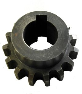 "MT55-230 - Motor Sprocket, 19 Tooth, 7/8"" bore"