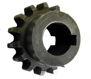 "MT55-210 - Motor Sprocket, 17 Tooth, 7/8"" bore"