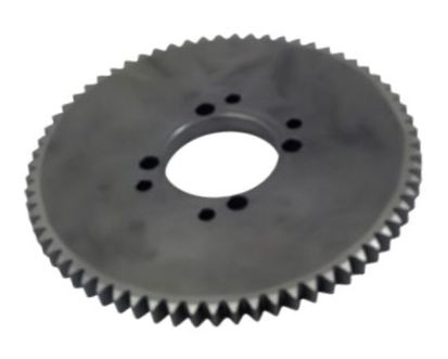 MT55-320 - Driven Sprocket, 67 Tooth