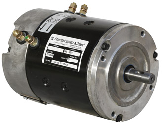 MT88-030 - 24-36 Volt Motor, without Base