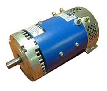 MT88-040 - 36-48 Volt Motor, no Base