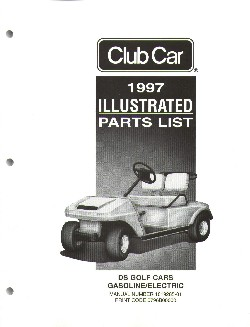 PU44-240 - Parts Manual, G&E, '95-'97