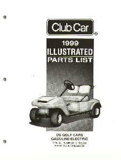 PU44-260 - Parts Manual, G&E, '98-'99