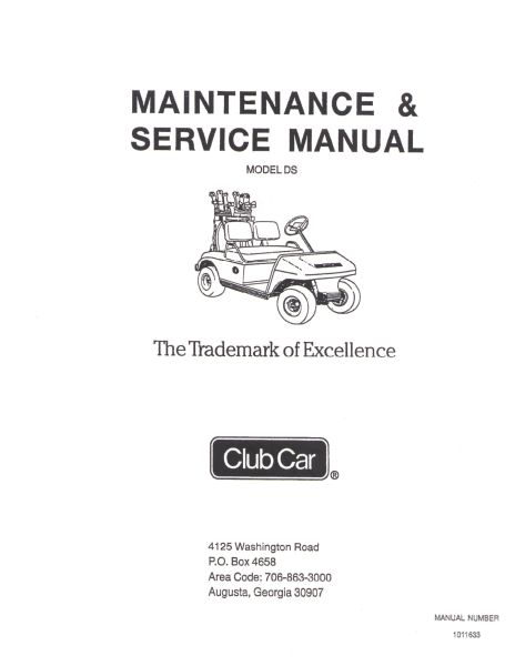 service manuals vintage golf cart parts inc rh vintagegolfcartparts com yamaha golf cart service manual free download ezgo golf cart shop manual