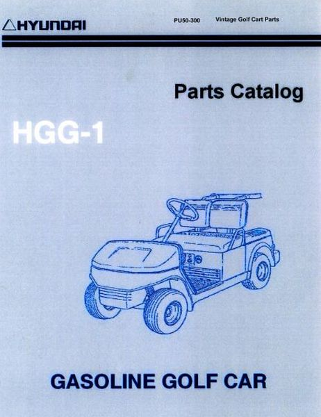 PU50-300 - Gas Parts Manual