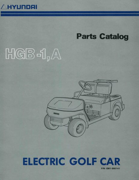 PU50-310 - Electric Parts Manual