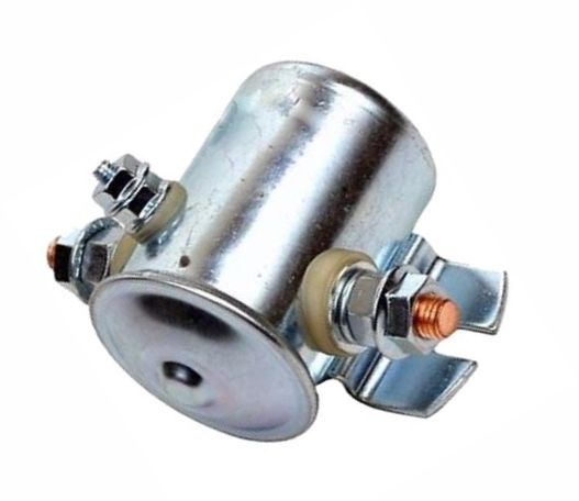 SO33-040 - 12 Volt Solenoid, 3 Terminal