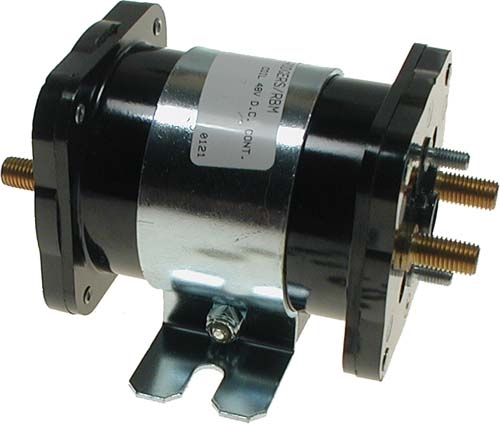 SO33-100 - 48 Volt Solenoid