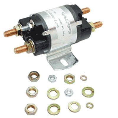 SO66-050 - Solenoid, 6 Terminal, 12 volt