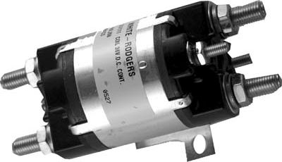 SO99-000 - 12 Volt Solenoid, NLA, Use SO66-050