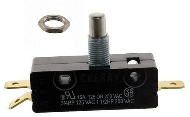 SP11-140 - Plunger Style Micro Switch