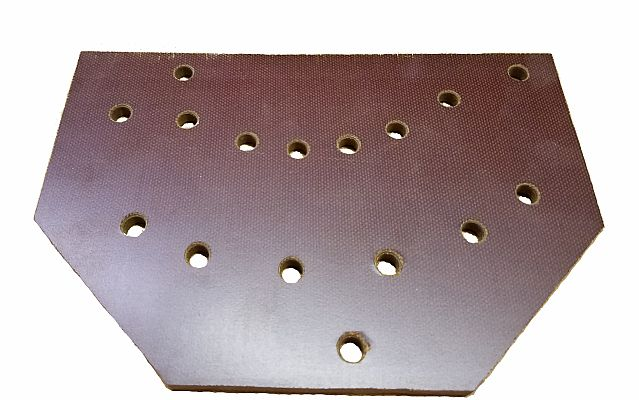 SP33-132 - Foot Switch Board