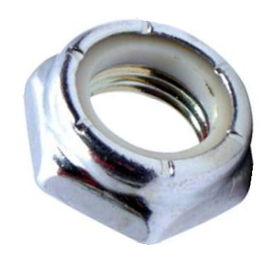 "HW47-520 - 1/2""-20 Thin Nylock Nut"