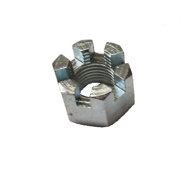 HW51-421 - 12mm-1.75 Castle Nut