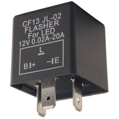 SW33-301 - 3-Prong Electronic Flasher