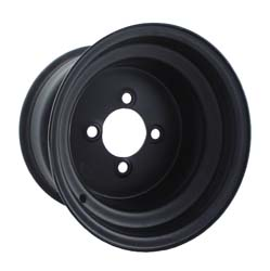 "WH22-182 - Narrow Wheel, 8"" by 3-3/4"" Centered, NLA"