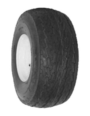 "WH88-100 - Wheel & Tire, 5.70-8"" Tire on 8"" x 3-3/4"" Centered Wheel"