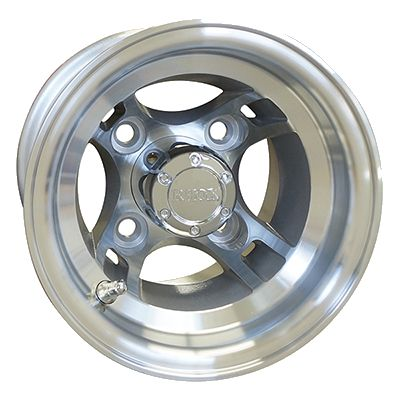 WM11-123 - RHOX Machined Aluminum Wheel