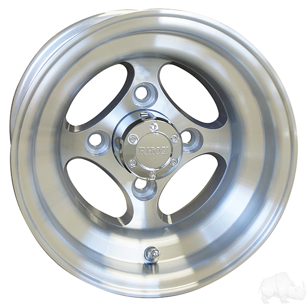 WM11-150 - Indy Machined Aluminum Wheel