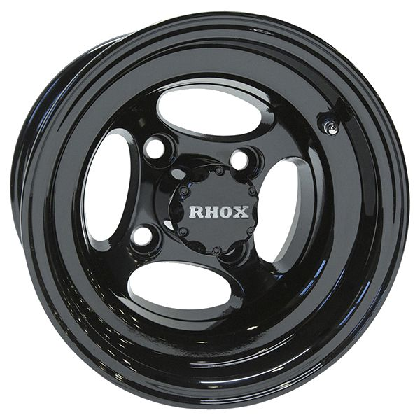 WM11-151 - Indy Aluminum Wheel, Black